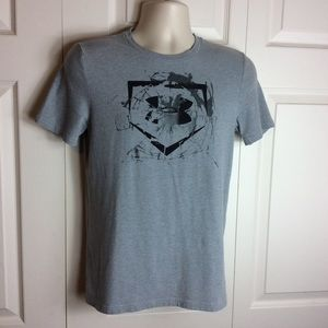 Under Armour Heat Gear Loose T Shirt Youth Size L